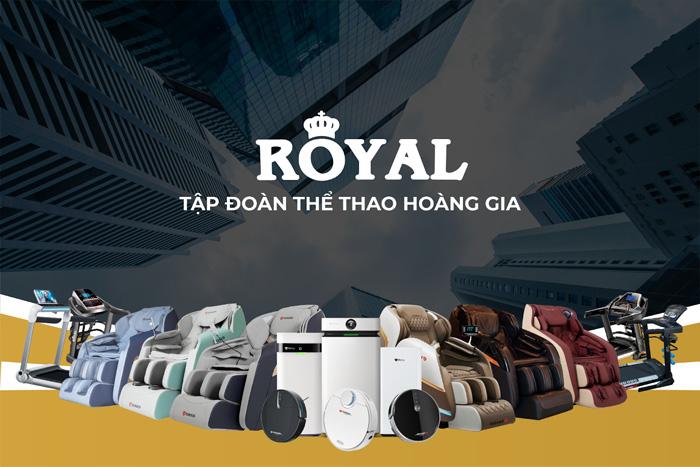 """Royal - Tập đoàn Thể thao Hoàng Gia tiên phong ứng dụng """"tiền kỹ thuật số"""" tại Việt Nam!"""